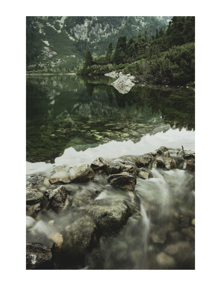 Popradkse Pleso 2 by andrew audley