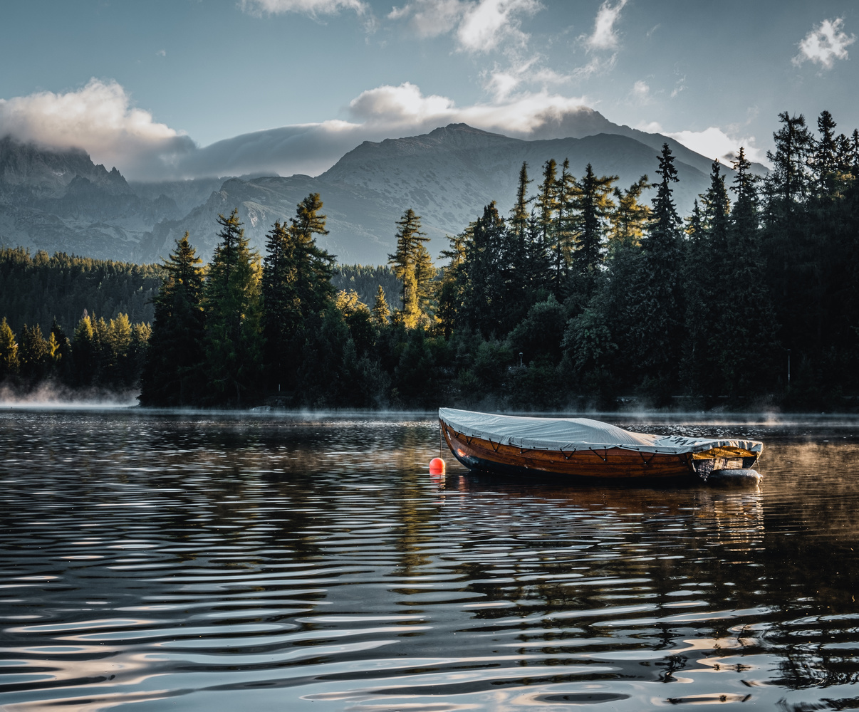 Strbske Pleso by andrew audley