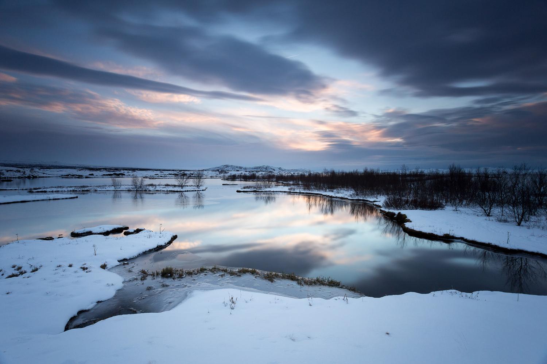 Þingvellir Reflection by Jeroen Van Nieuwenhove