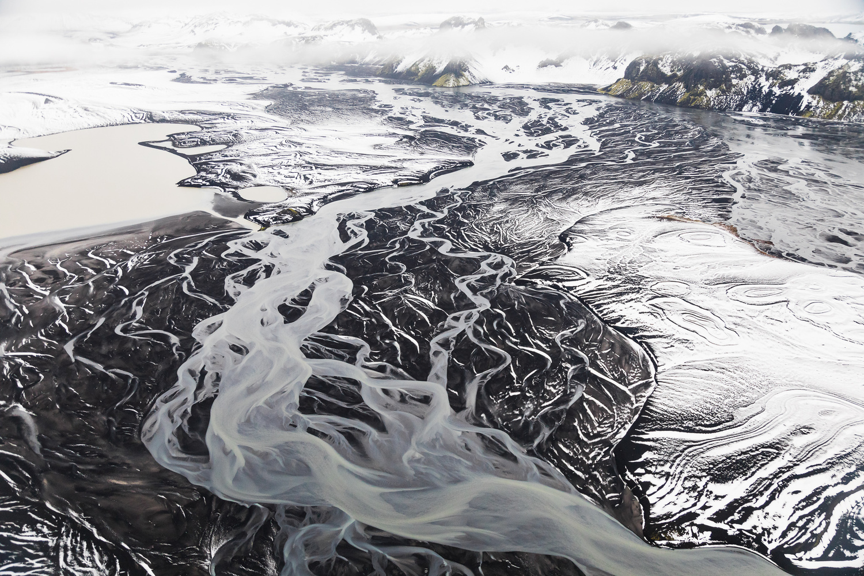 Winter In Tungnaá by Jeroen Van Nieuwenhove