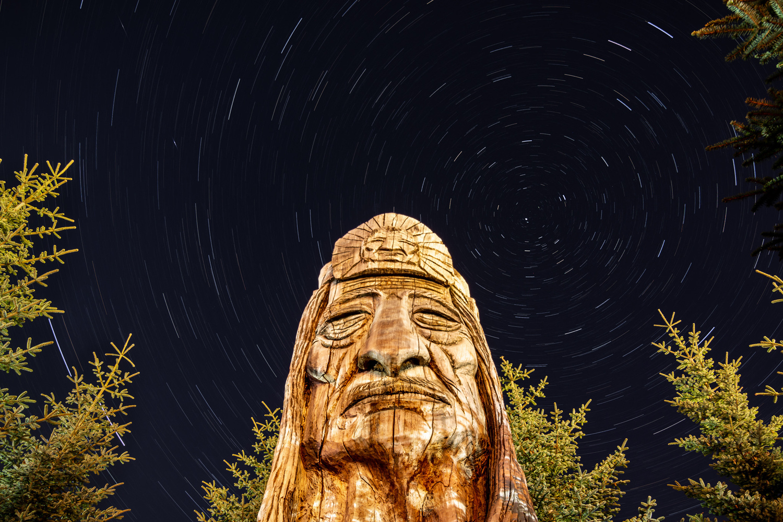 Whispering Giants by Logan Cressler