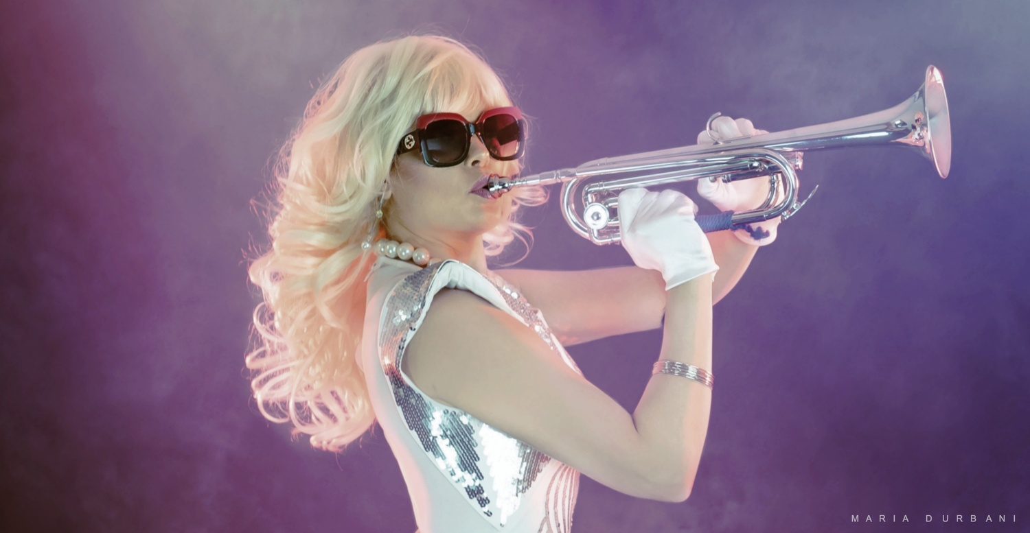 Trumpet by Artist Photography