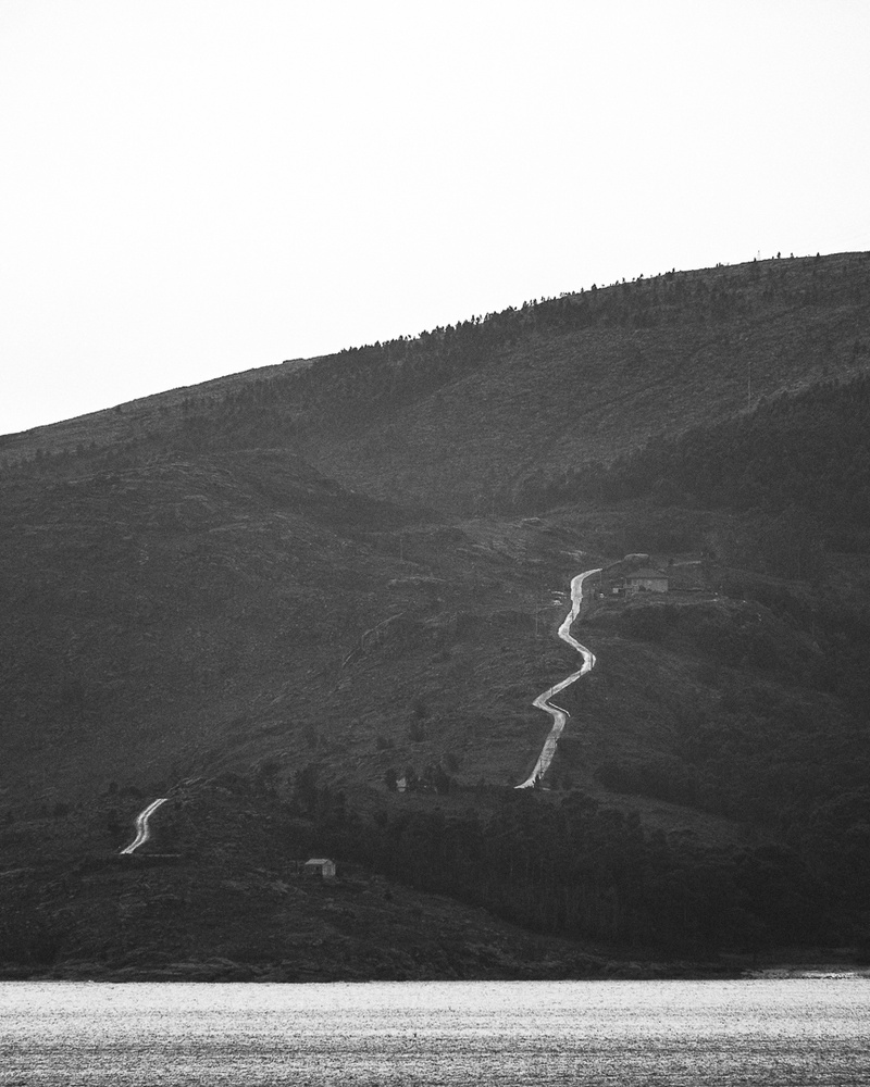 The road to nowhere by Sam Ponsford
