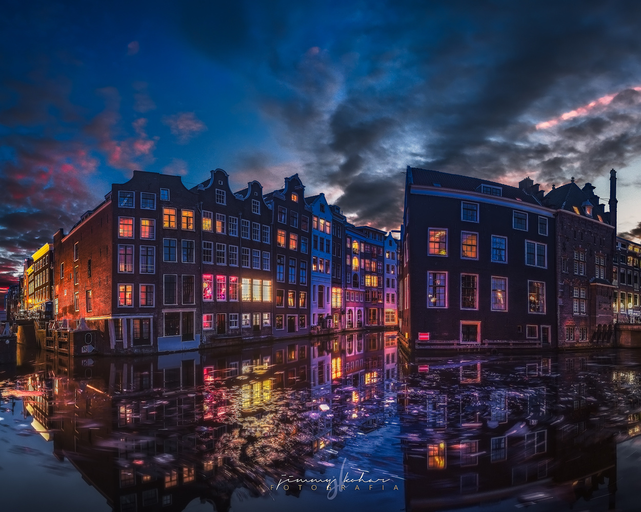 Red Light District by Jimmy Kohar