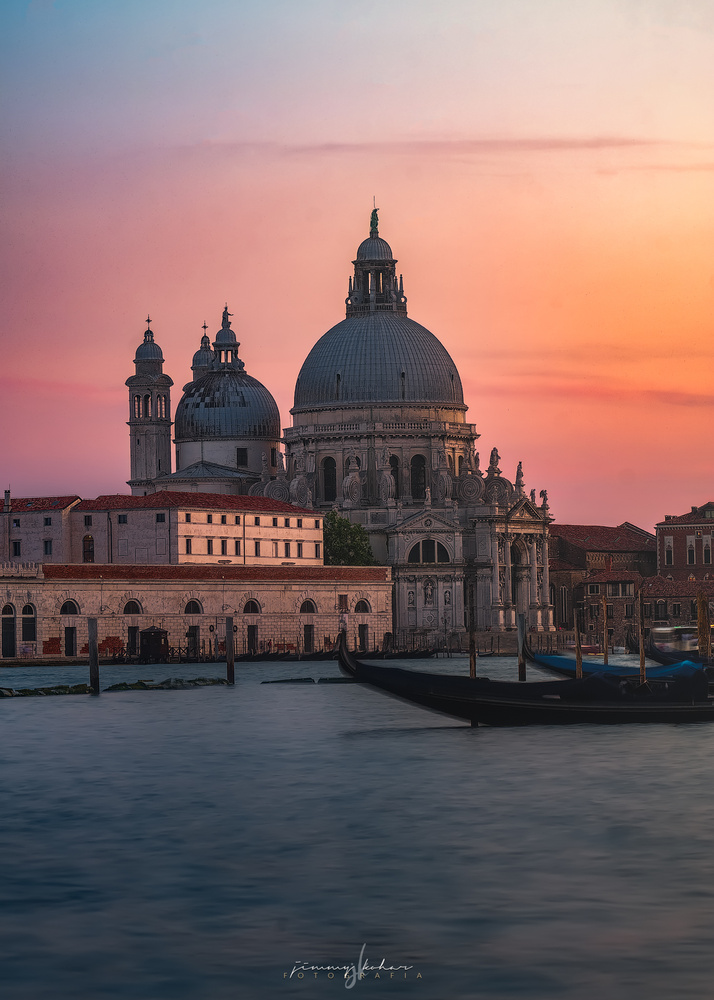 Venetian afternoon by Jimmy Kohar