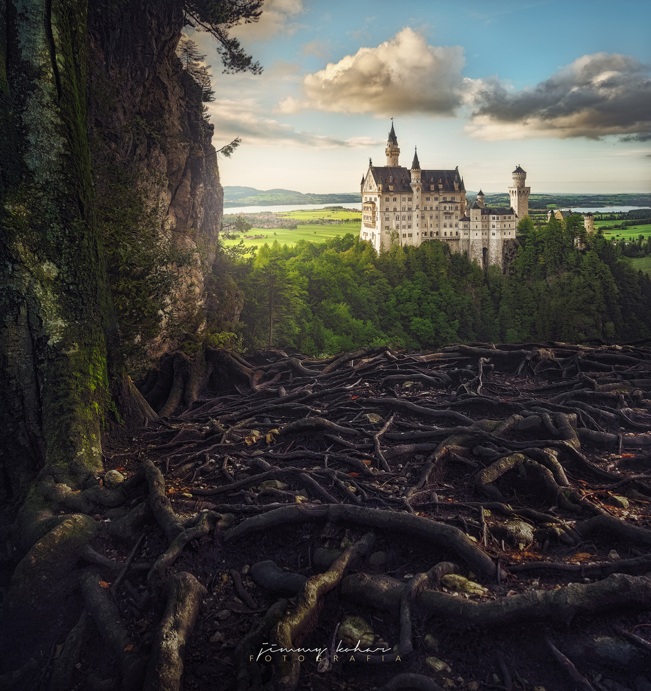 The Old Castle by Jimmy Kohar