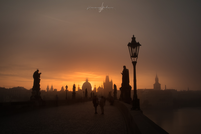 The First Light by Jimmy Kohar