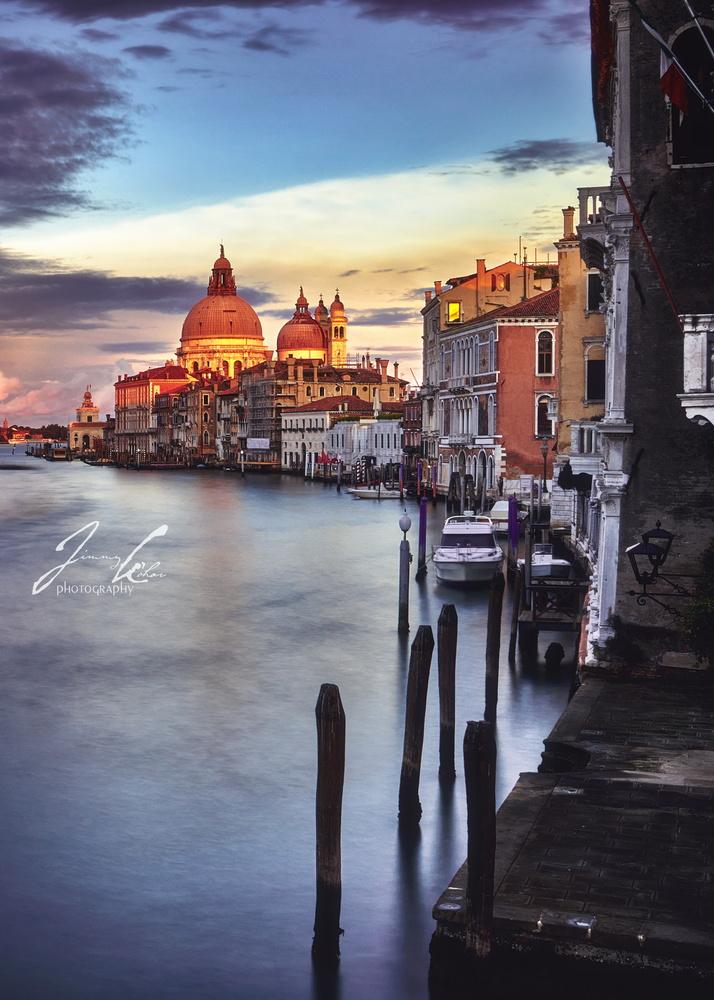 Venetian by Jimmy Kohar