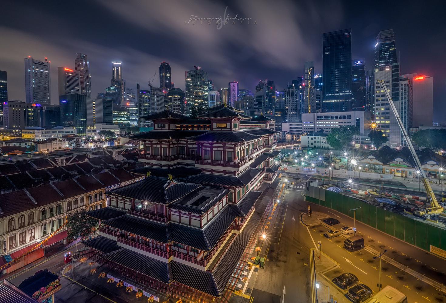 Temple by Jimmy Kohar