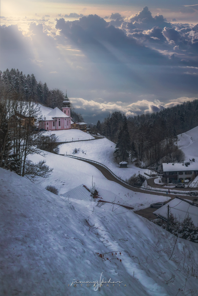 Cold Bavarian Beauty by Jimmy Kohar