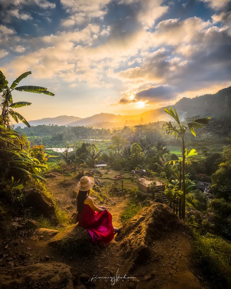 Citambur Sunset by Jimmy Kohar