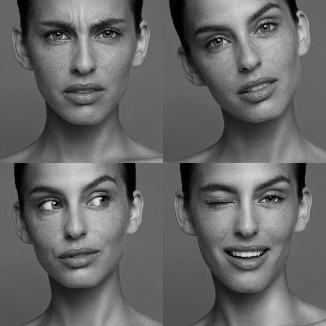 Alicia Medina by Luis Quezada