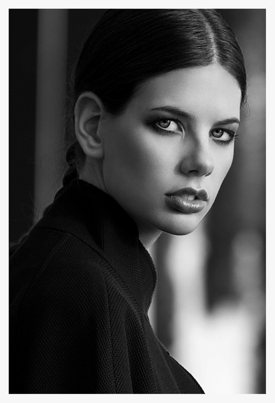 Megan L. by Luis Quezada