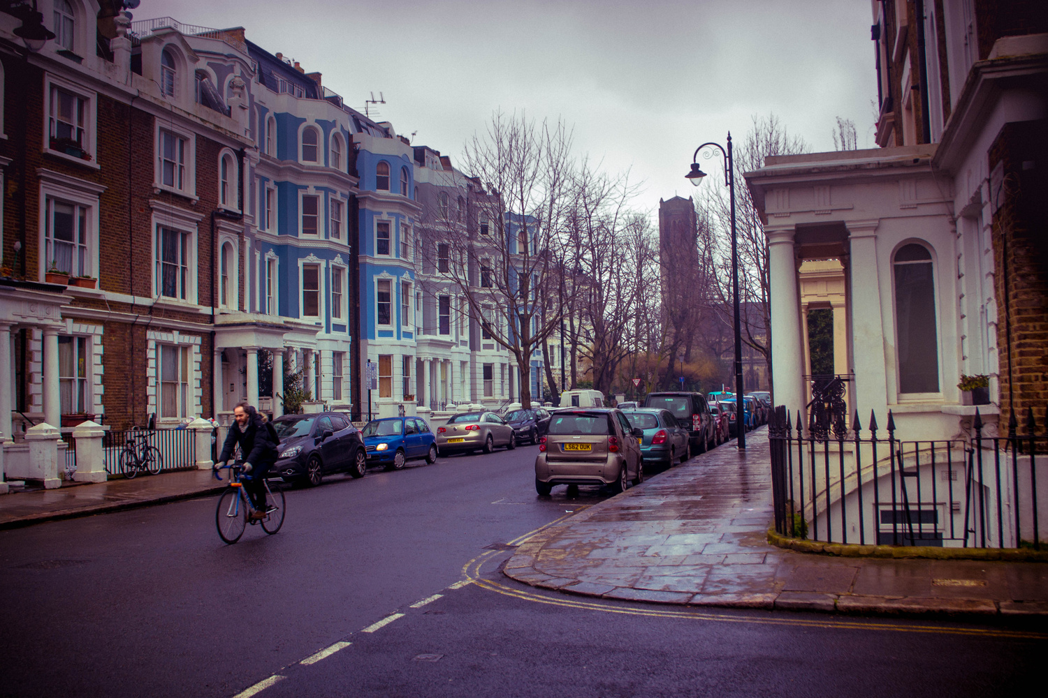 Notting Hill #2 by Tom Juggins