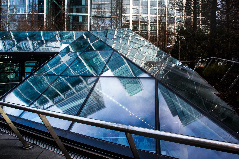 Canary Wharf #4 by Tom Juggins