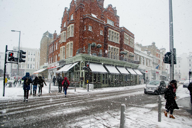 South Kensington #1 by Tom Juggins