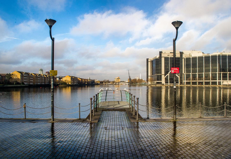 Canary Wharf #1 by Tom Juggins