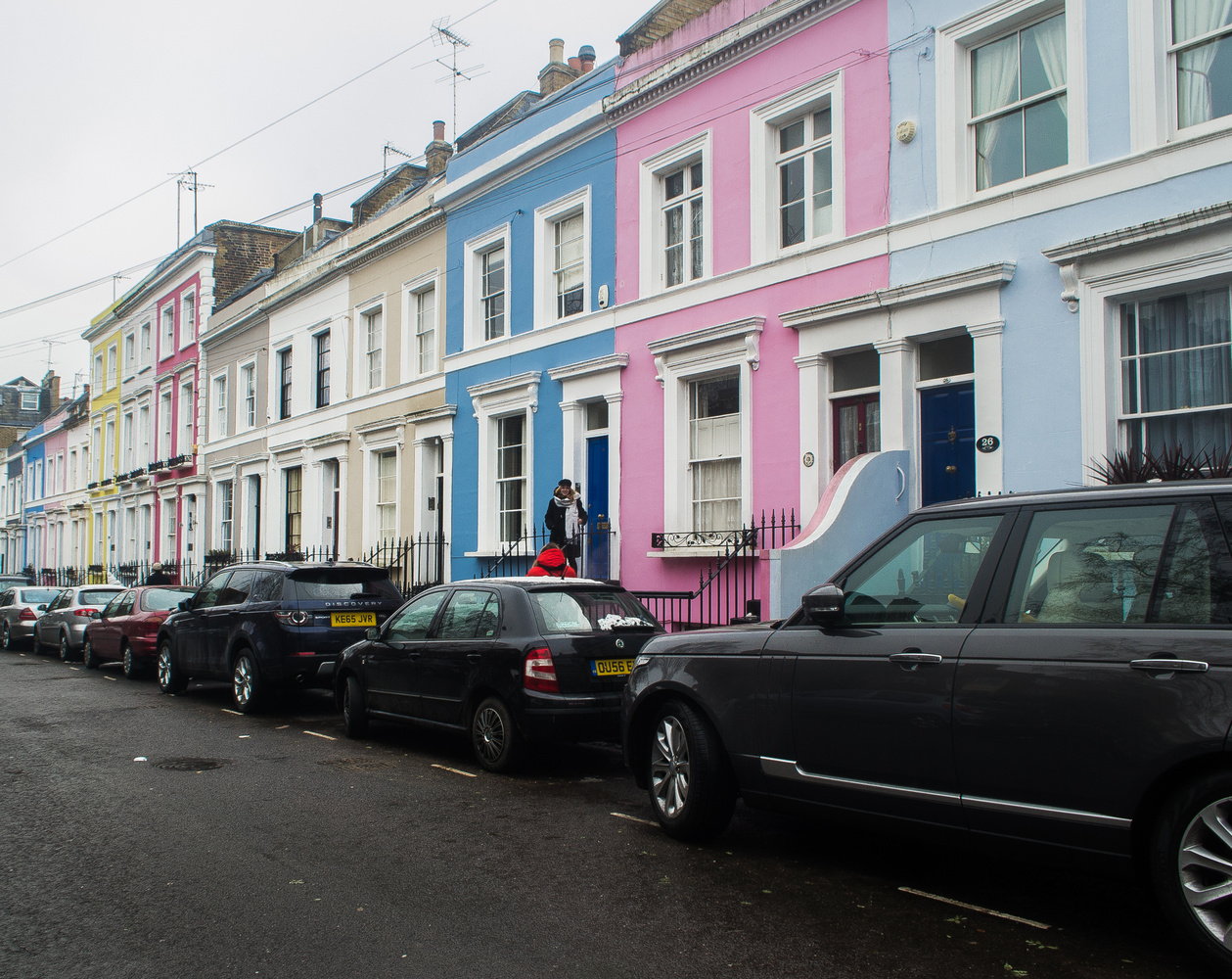 Notting Hill #4 by Tom Juggins