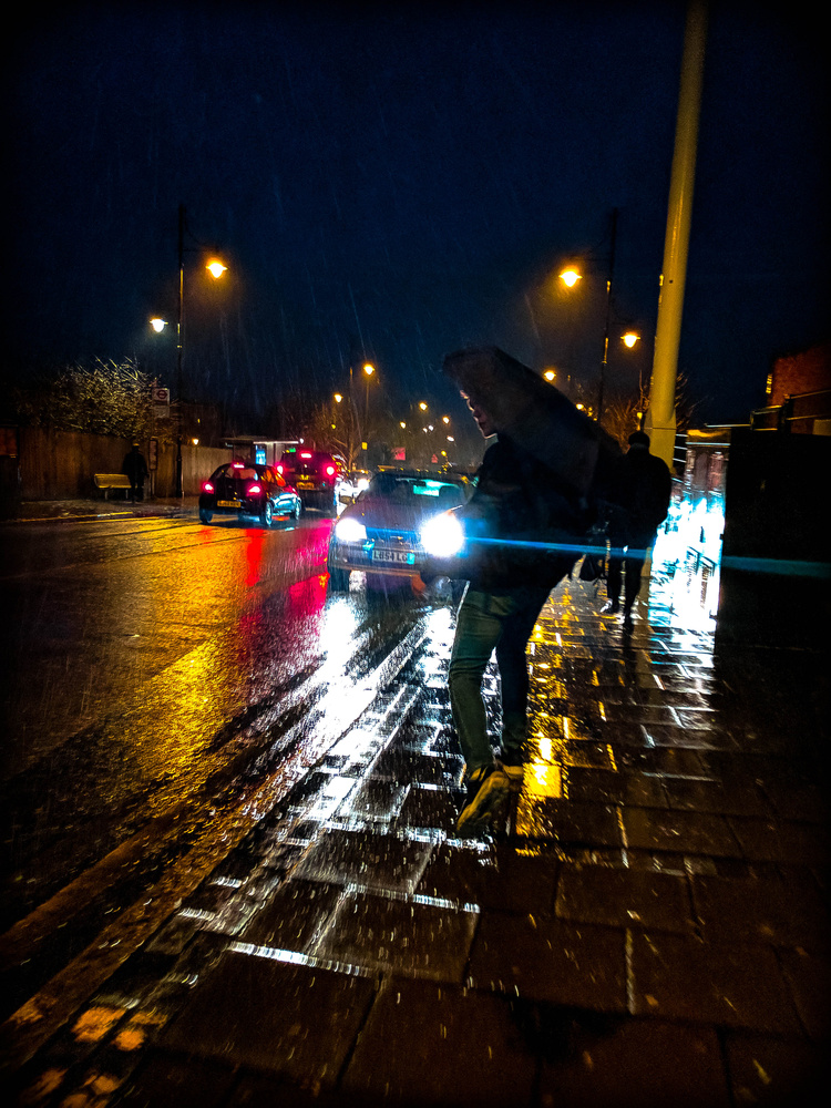 Rain #1 by Tom Juggins