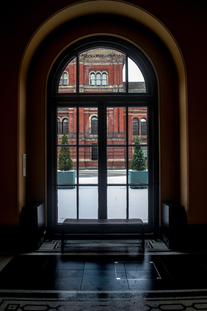 Victoria & Albert Museum #1 by Tom Juggins