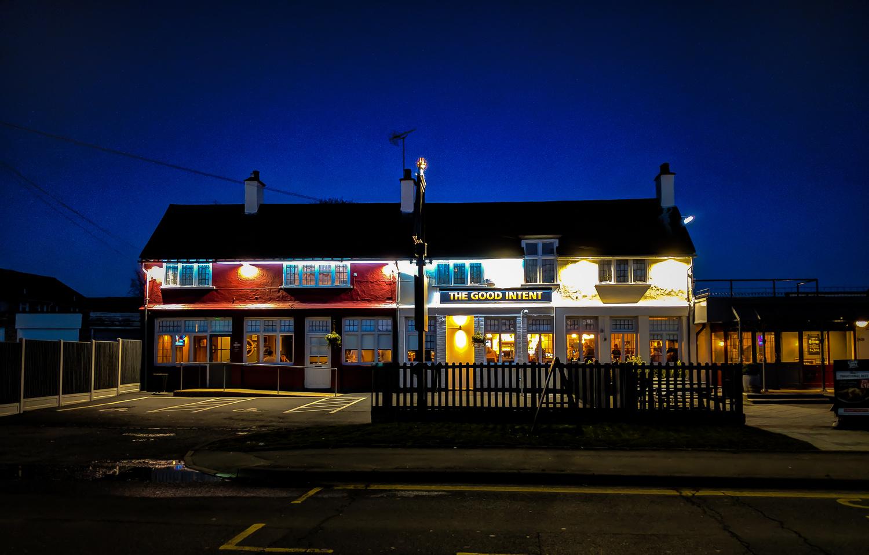 Pub #1 by Tom Juggins