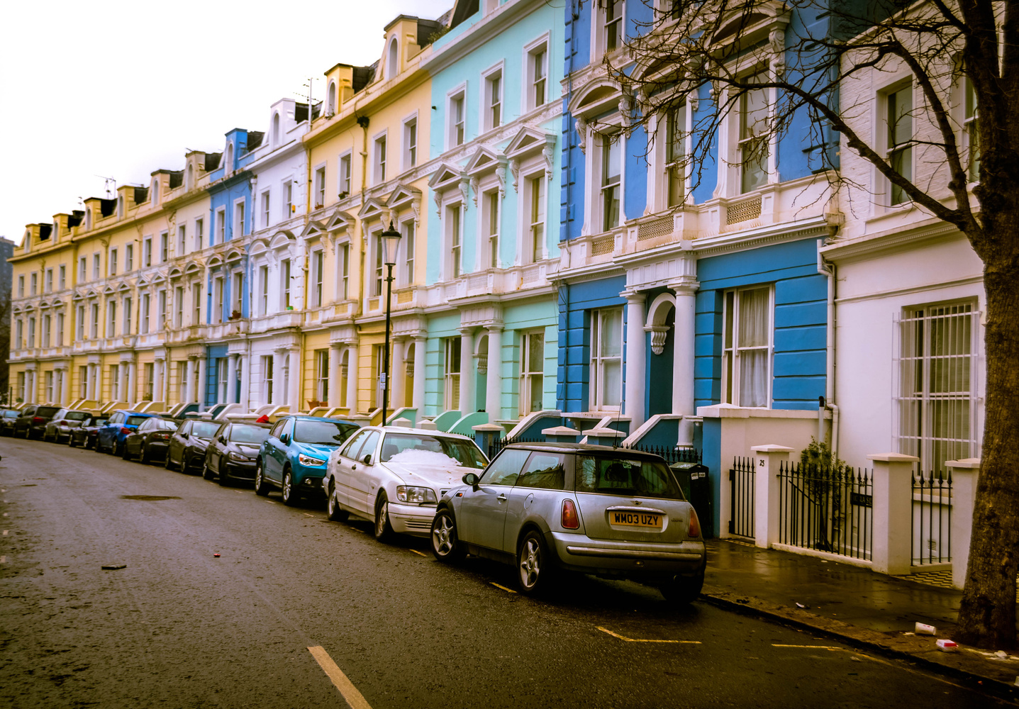 Notting Hill #1 by Tom Juggins