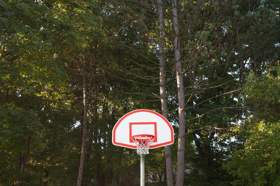 Hunt Park Hoop by Jordan Buzzy