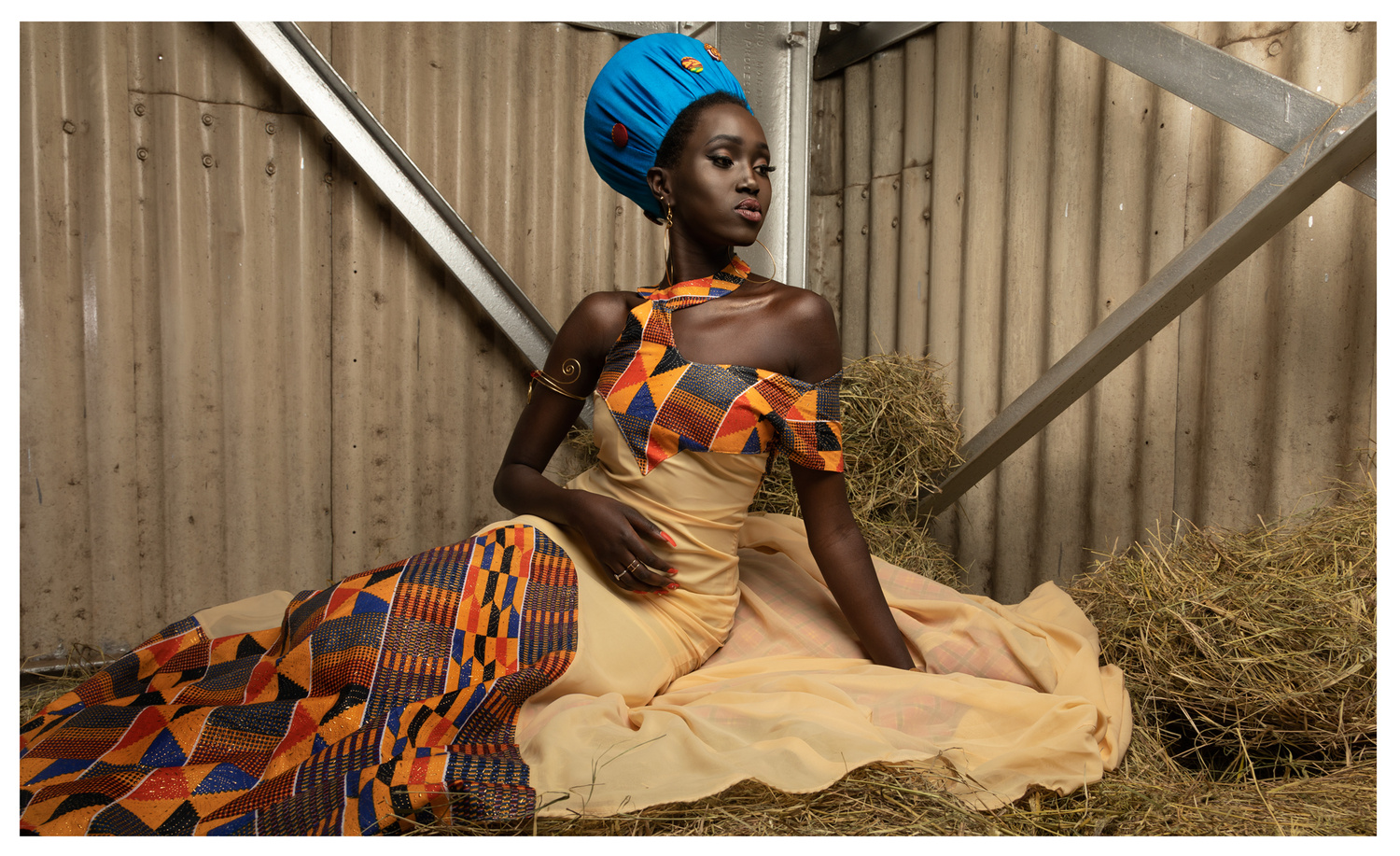 African Style by Gerald Masolia
