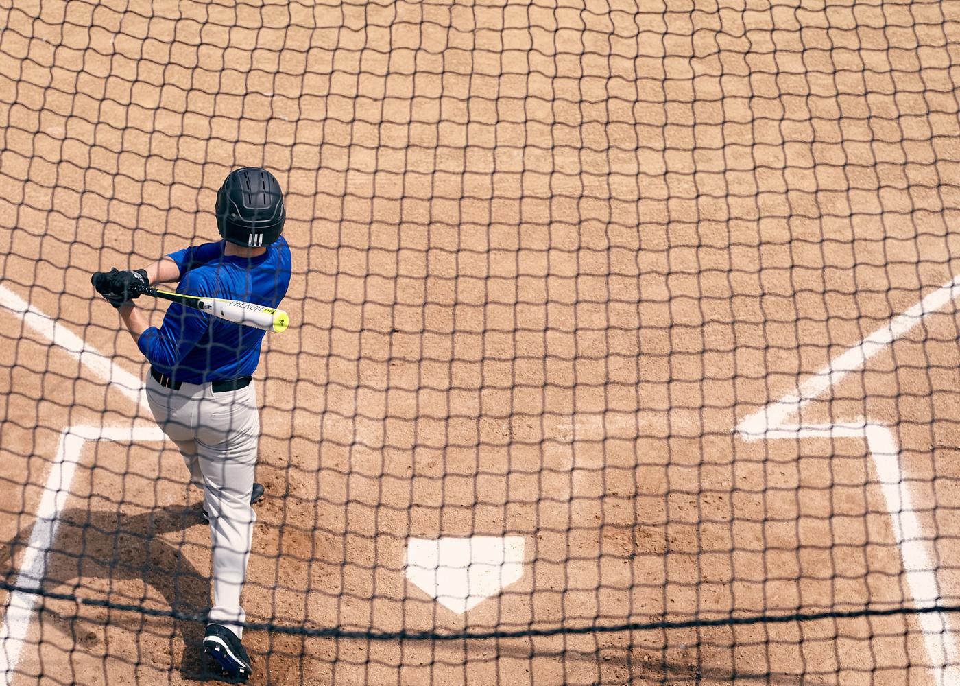 Baseball by Daniel Baca