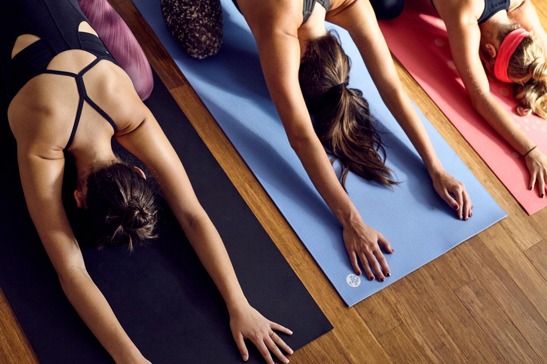 Yoga by Daniel Baca