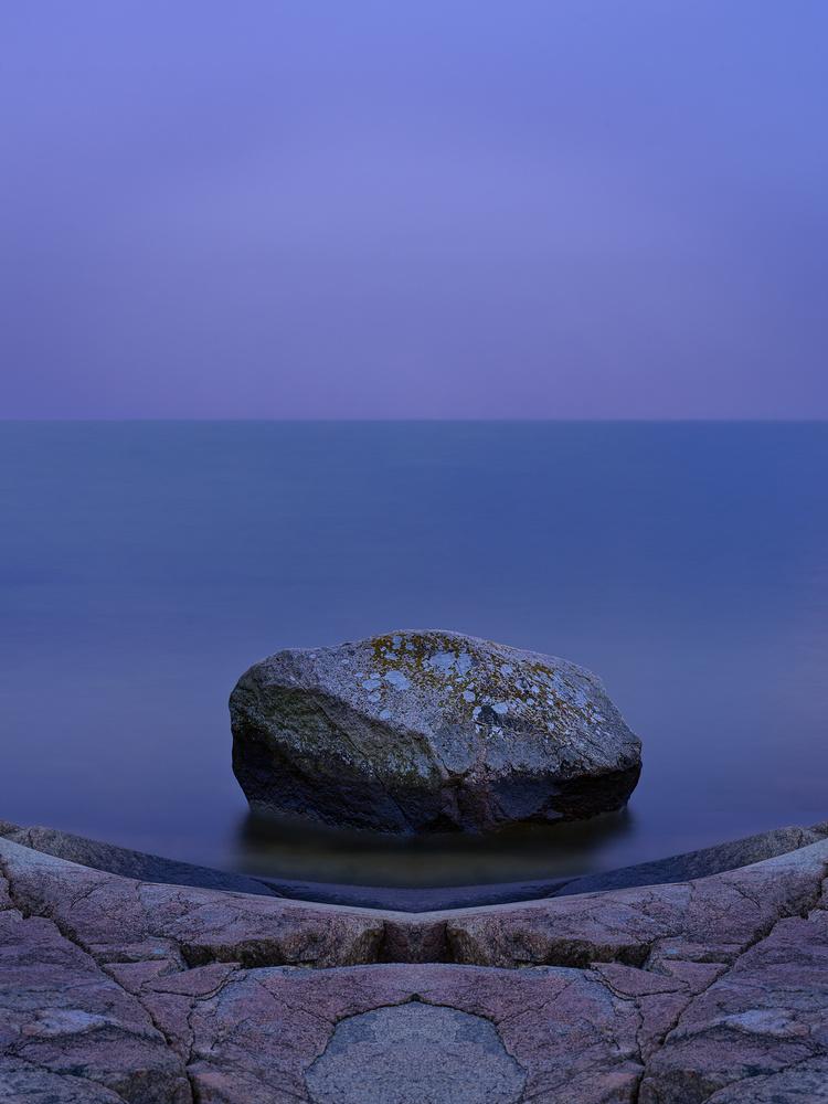 Ganlet @ Blue Hour by Mads Alexander Selvig
