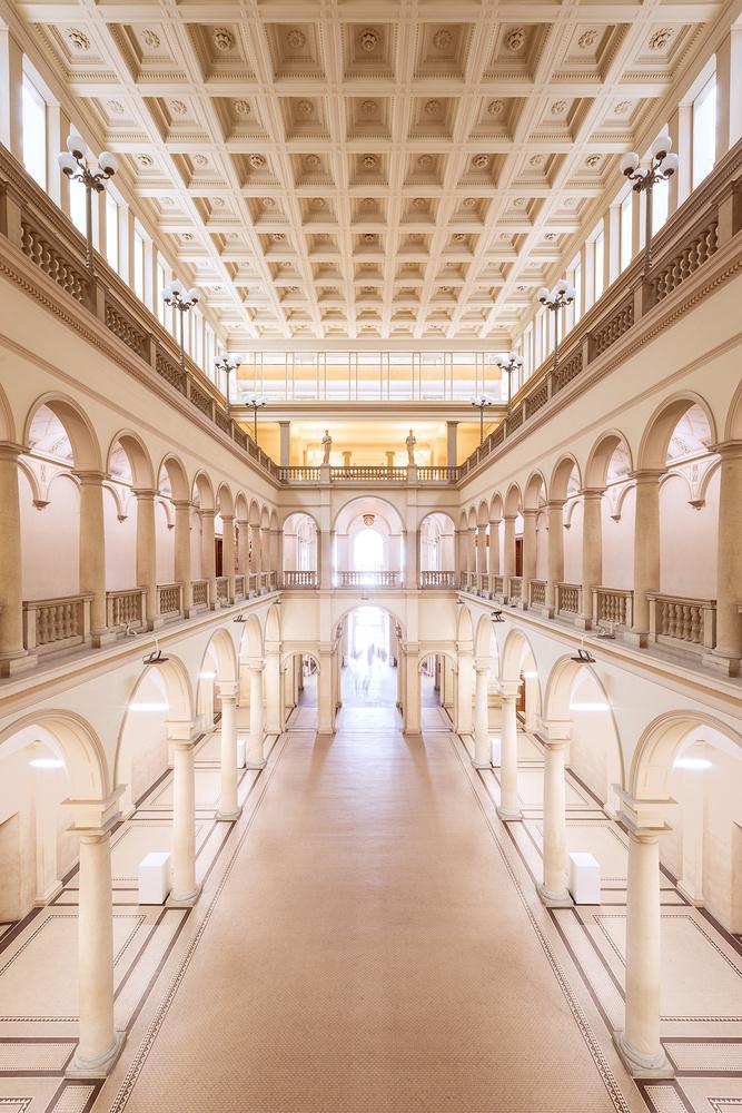 University Zürich, Switzerland by Axel Jusseit
