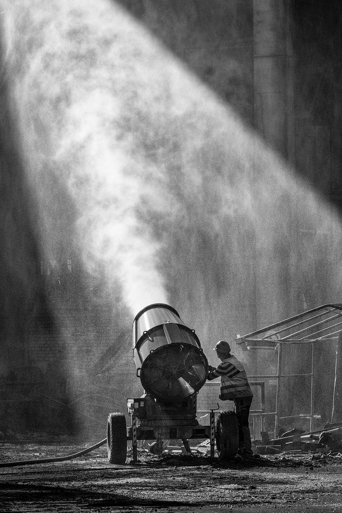 dust catcher by Axel Jusseit