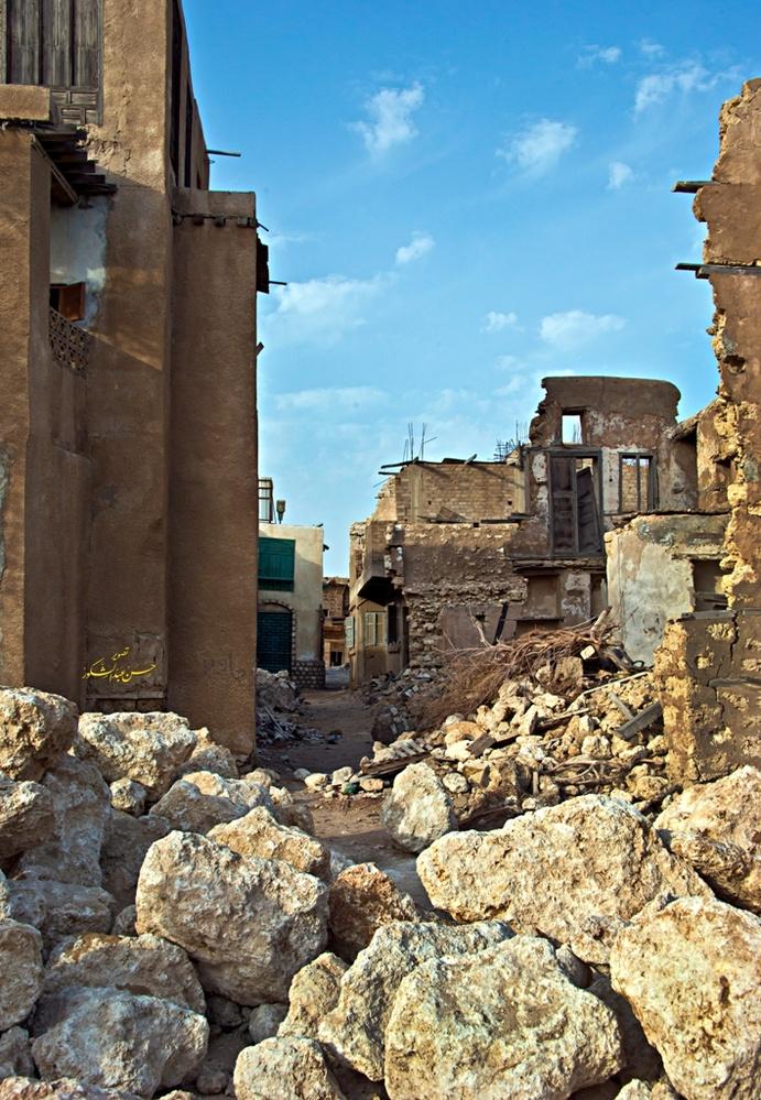 Yanbu Historic Distrect by Hasan Abdulshakour