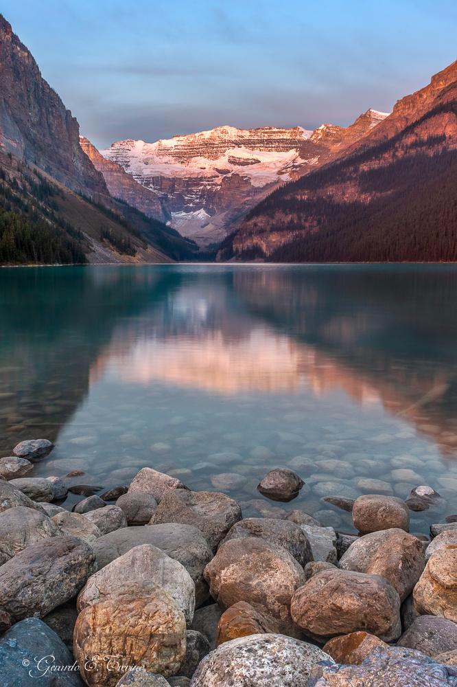 Lake Louise by Gerardo Trevino
