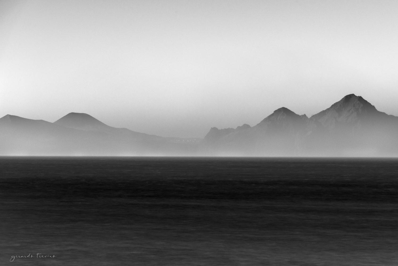Foggy Morning by Gerardo Trevino