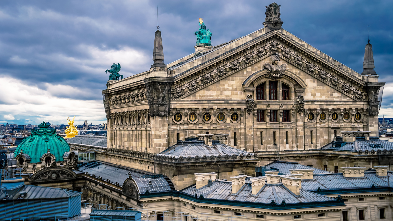 Paris Opera by yasir bin yousuf