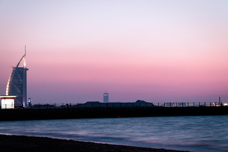 Magenta Sunset by yasir bin yousuf