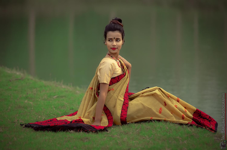 Folklore tales  by niki baruah