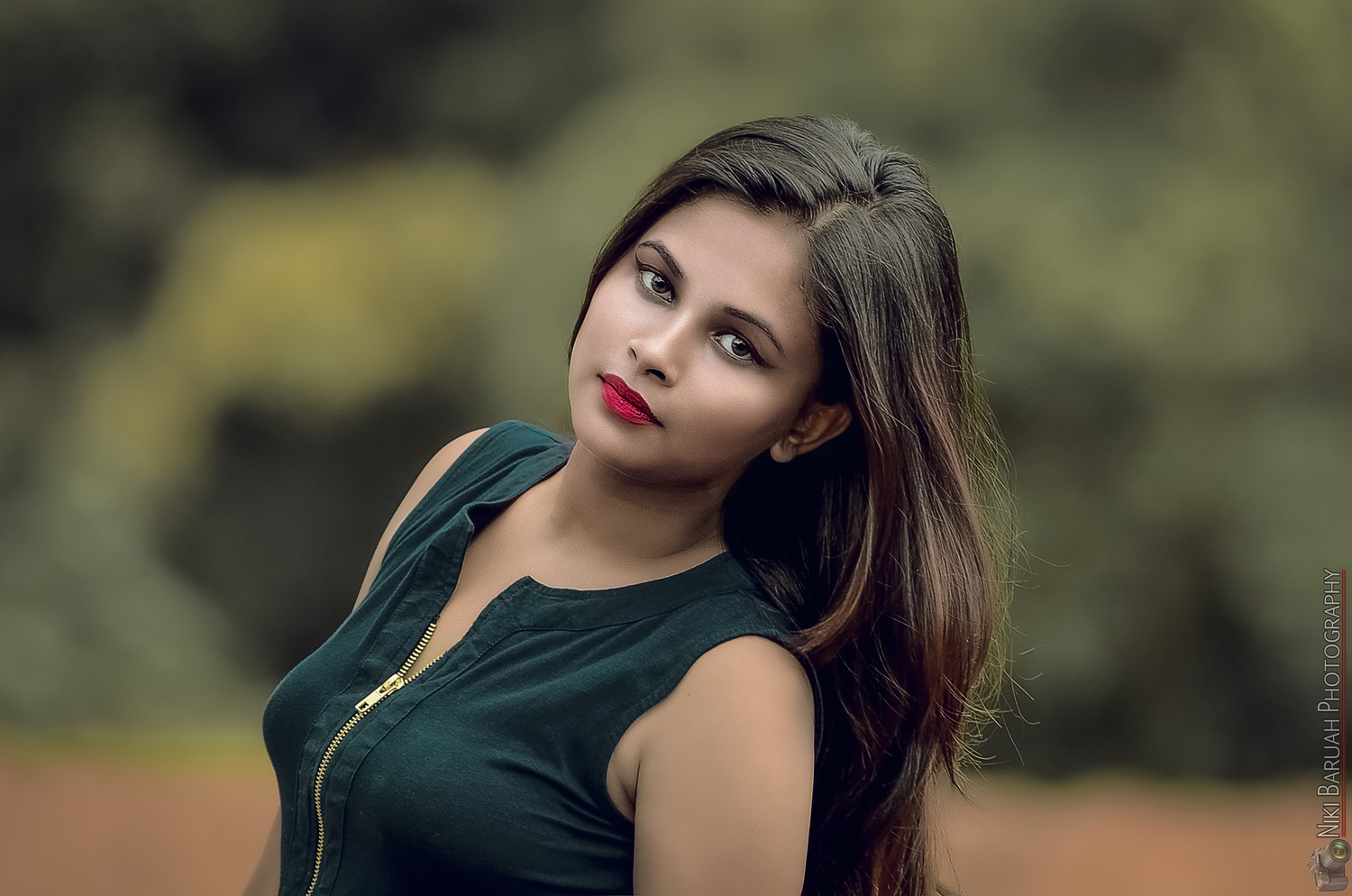 A Headshot with the Nikon D7000 by niki baruah