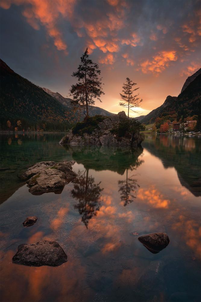 Epic Sunset! by Patrick Noack