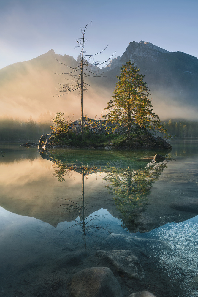 Hintersee by Patrick Noack