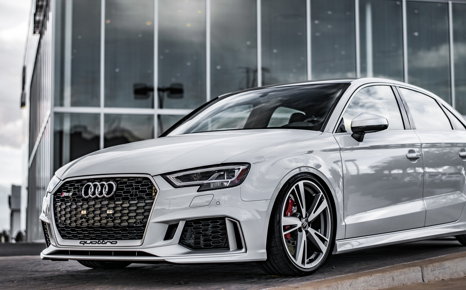 Audi RS3 by Travis Pinney