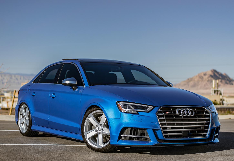Audi S3 by Travis Pinney