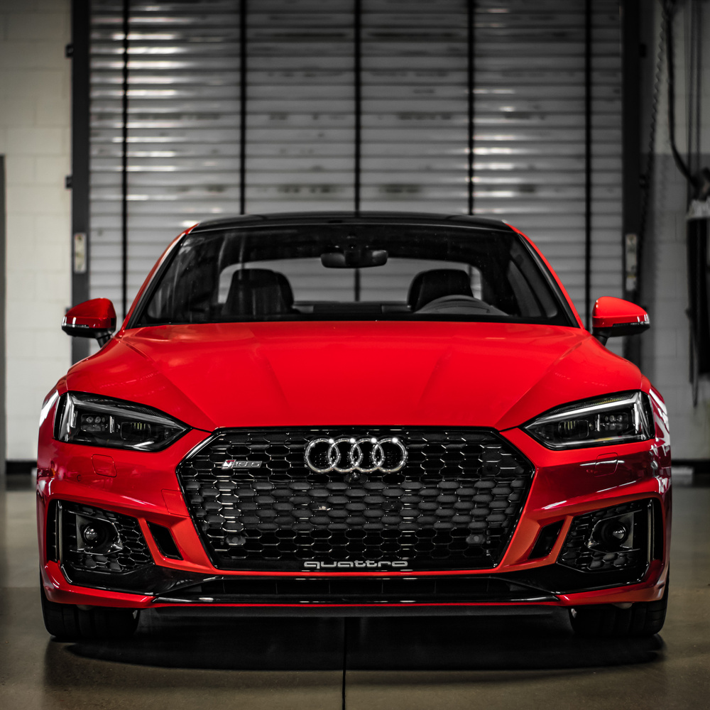 Audi RS5 by Travis Pinney