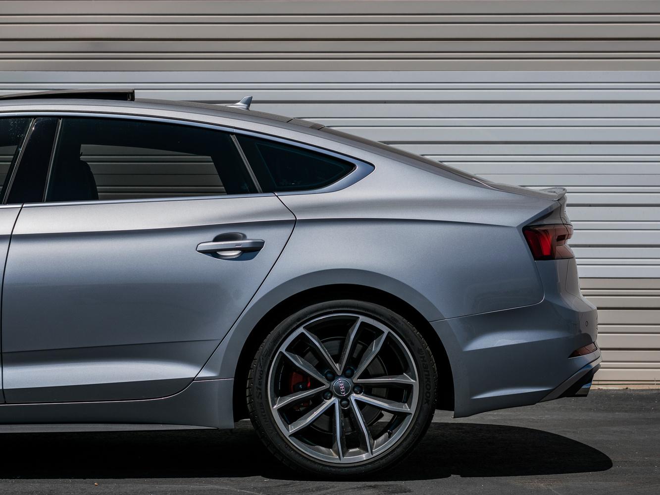 Audi S5 Sportback by Travis Pinney