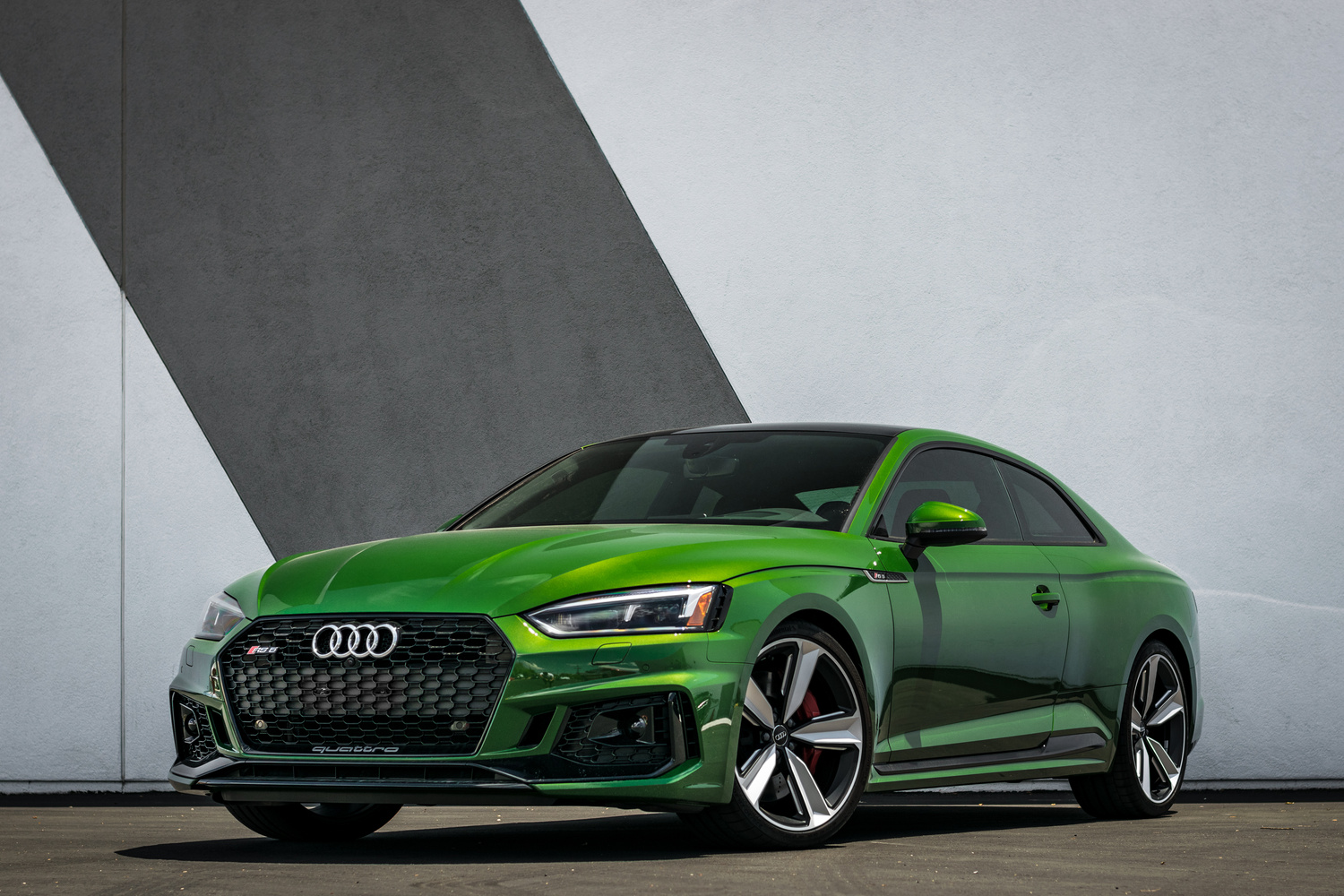 Sonoma Green Audi RS5 by Travis Pinney