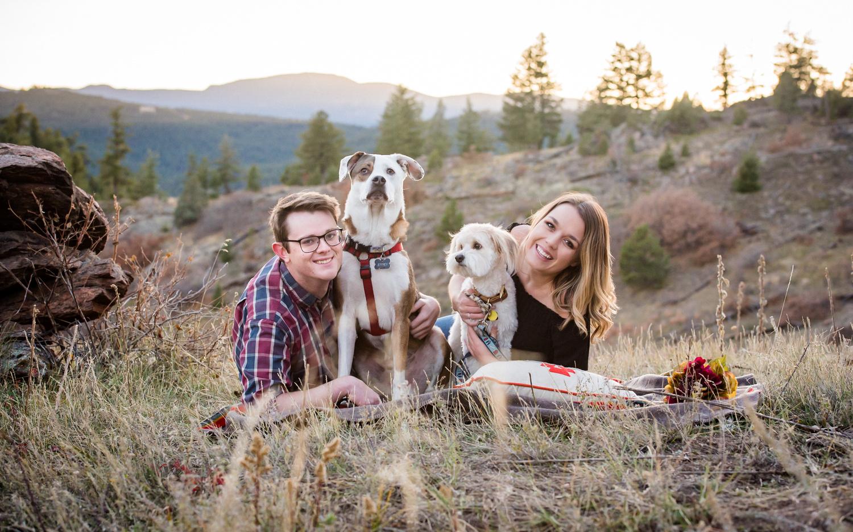 Dog Family by Britton Murrey