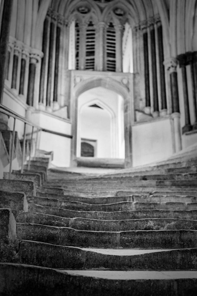 Worn Steps by Britton Murrey
