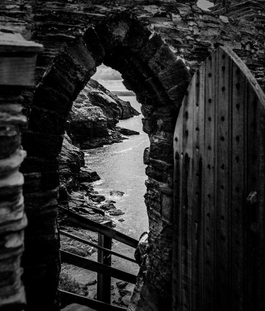 Through the Keep Door by Britton Murrey